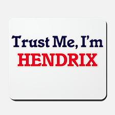 Trust Me, I'm Hendrix Mousepad