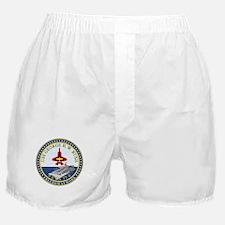 USS George H.W. Bush (CVN-77) Boxer Shorts