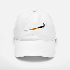 Flying Witch Baseball Baseball Cap