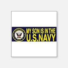 My Son Is In The U.S. Navy Sticker