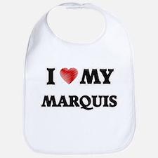 I love my Marquis Bib