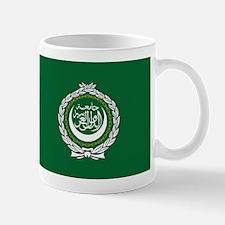 Flag of the Arab League Mugs