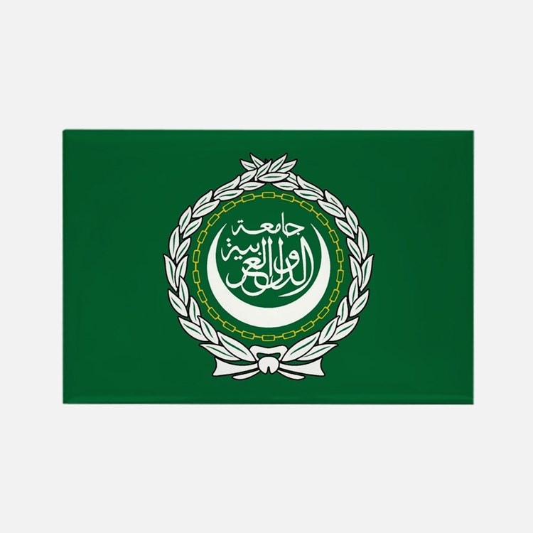 Flag of the Arab League Magnets