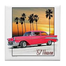 '57 Heaven Tile Coaster