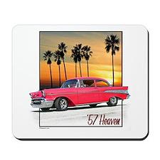 '57 Heaven Mousepad