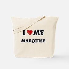 I love my Marquise Tote Bag