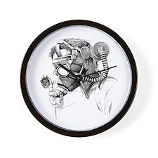 Dystopian Society clock