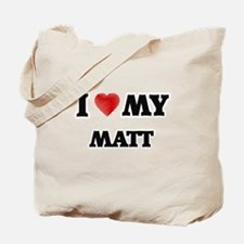 I love my Matt Tote Bag