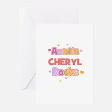 Cheryl	 Greeting Cards (Pk of 10)