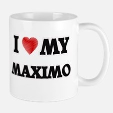 I love my Maximo Mugs