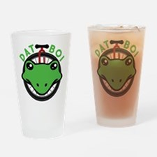 Dat Boi Frog Retro Drinking Glass