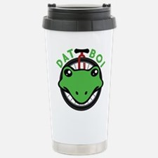 Dat Boi Frog Retro Travel Mug
