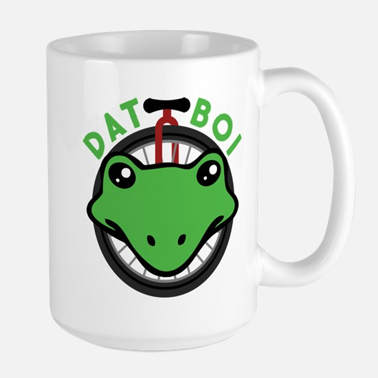 Dat Boi Frog Retro Mugs