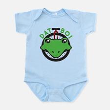 Dat Boi Frog Retro Body Suit