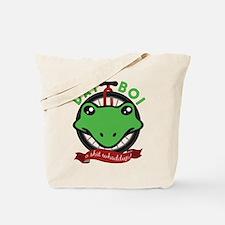 Dat Boi Whaddup Retro Tote Bag