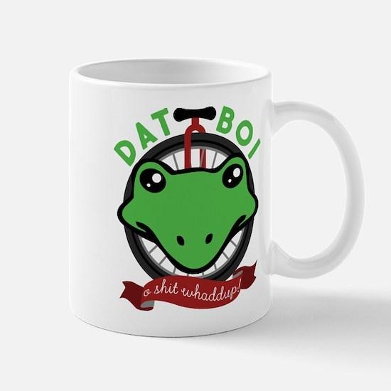 Dat Boi Whaddup Retro Mugs