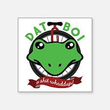 Dat Boi Whaddup Retro Sticker