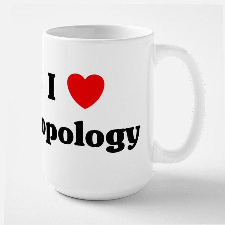 I Love topology Mugs