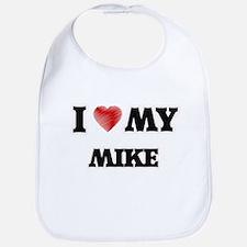I love my Mike Bib