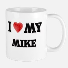 I love my Mike Mugs