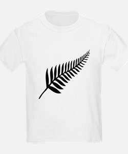 Silver Fern of New Zealand T-Shirt