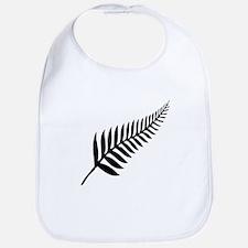 Silver Fern of New Zealand Bib