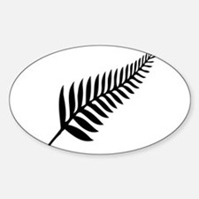 Silver Fern of New Zealand Decal