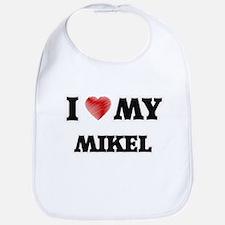 I love my Mikel Bib