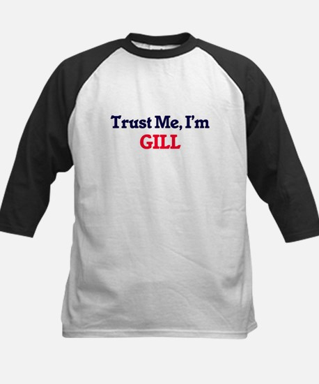 Trust Me, I'm Gill Baseball Jersey