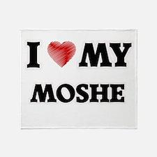 I love my Moshe Throw Blanket