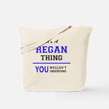 Cute Regan Tote Bag