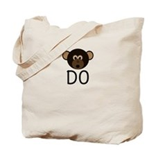 Monkey Do TWINS Tote Bag