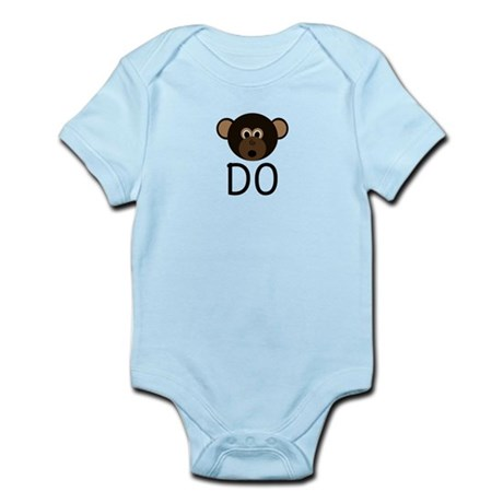 Monkey Do TWINS Infant Bodysuit
