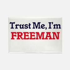 Trust Me, I'm Freeman Magnets