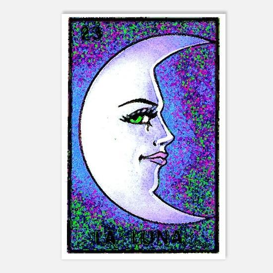 La Luna Postcards (Package of 8)