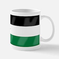 Flag of Palestine Mugs