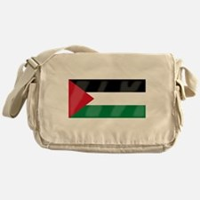 Flag of Palestine Messenger Bag