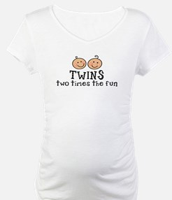 Twins 2X's The FUN Shirt
