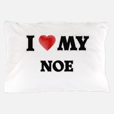 I love my Noe Pillow Case