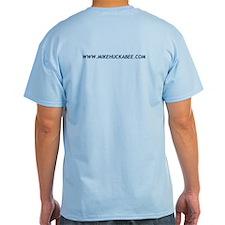 Huckabee for President Light Blue T-Shirt