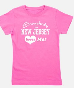 Unique Toddler jersey Girl's Tee