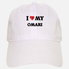 I love my Omari Baseball Baseball Cap