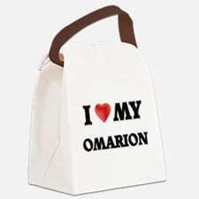 I love my Omarion Canvas Lunch Bag