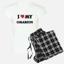I love my Omarion Pajamas