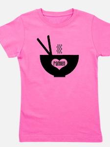 Ramen Girl's Tee T-Shirt