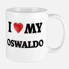 I love my Oswaldo Mugs