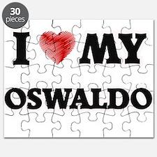 I love my Oswaldo Puzzle