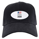 Obama / Clinton 2008 Black Cap
