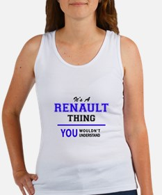It's RENAULT thing, you wouldn't understa Tank Top