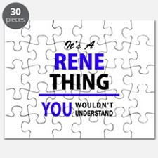 It's RENE thing, you wouldn't understand Puzzle
